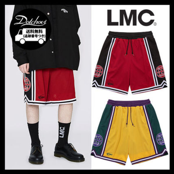 LMC BASKETBALL SHORTS MH1398 追跡付