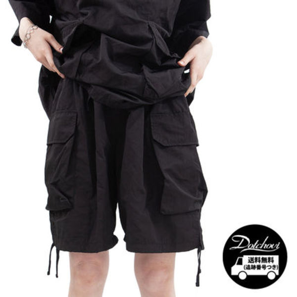 Raucohouse WIND ANORAK SHORT PANTS OH232 追跡付