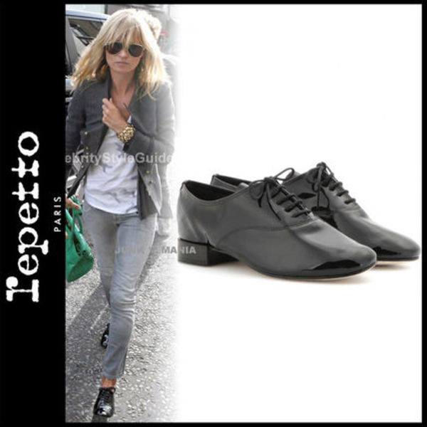 ■SALE★即日発送【REPETTO】ZIZI OXFORD / Noir