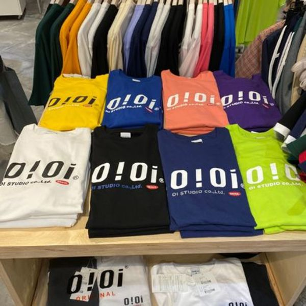 20/SS新作★【5252 by OiOi】2020 SIGNATURE T-SHIRTS 全9色