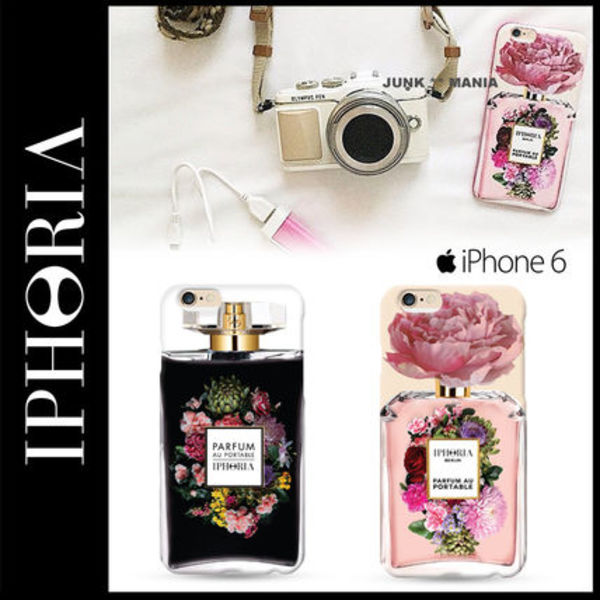★【関税返金・IPHORIA】IPHONE6/Parfum Flower Bouquet