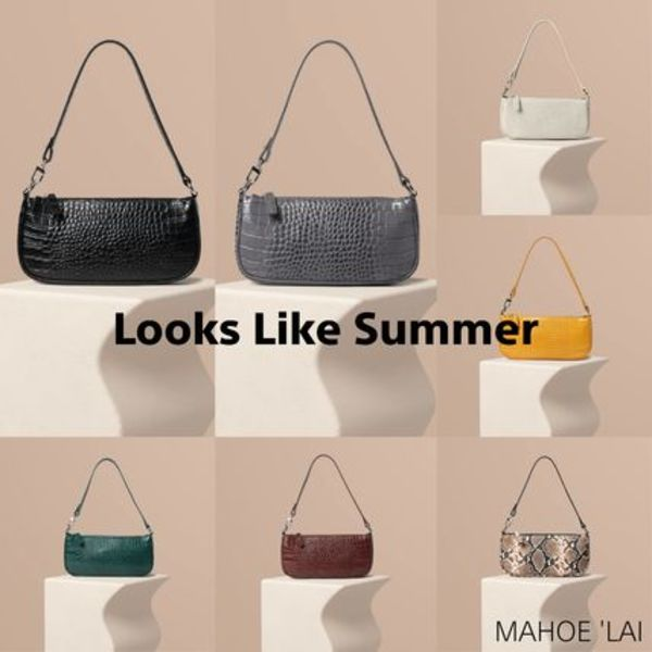 Looks Like Summer HARPER LEATHER BAG レザー バッグ 7色