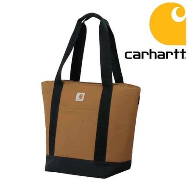 LA発【Carhartt】LARGE INSULATED BACKPACK 2way 保冷バッグ