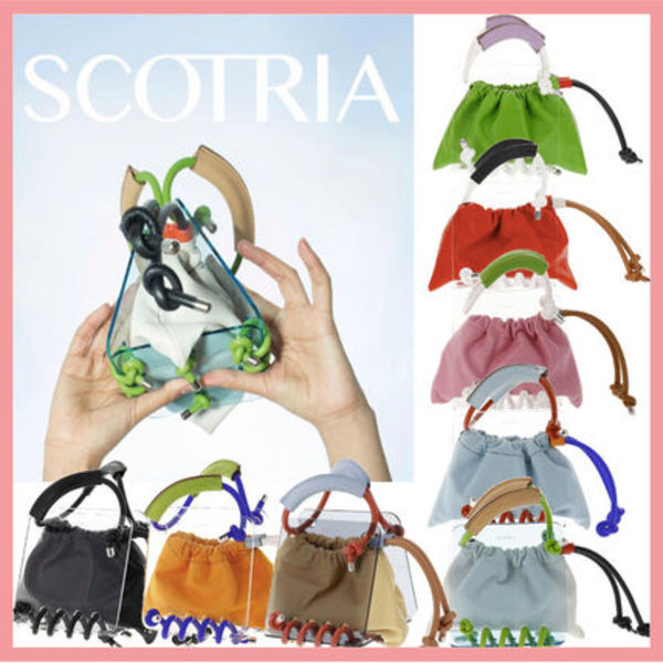 ☆送料関税込☆日本未入荷!Scotria BERG BAG LEATHER HAND BAG