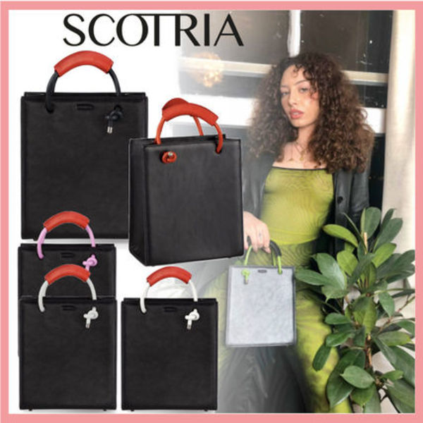 ☆送料関税込☆日本未入荷 Scotria SWATCH TOTE IN MIDNIGHT BAG