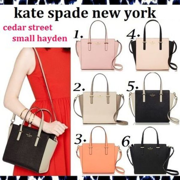 【新作】限定セール kate spade cedar street small hayden 2way