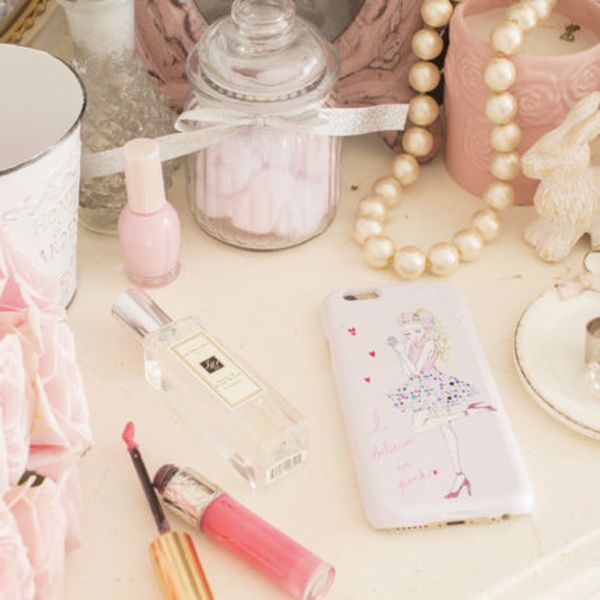 BUYMA限定販売♡【4meee!×Ciara】iPhone6/6sケース Lily