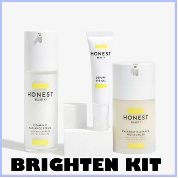 【HONEST BEAUTY】Moisturizer & Serum & Eye gel セット☆