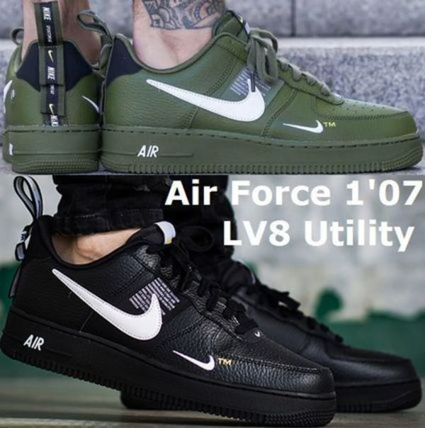 NIKE Air Force 1 '07 Lv8 Utility  ユティリティ