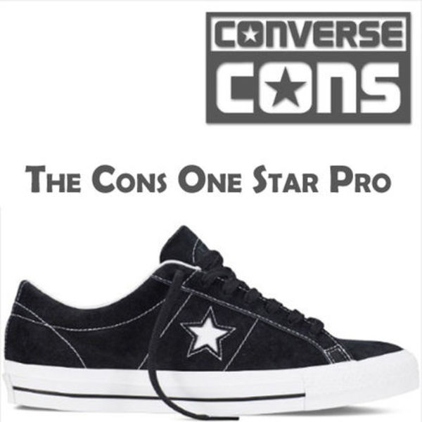 CONVERSE★新作★THE CONS ONE STAR PRO★男女共用