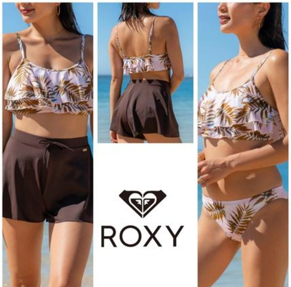 【ROXY】LEAF WAVE SWIM 要在庫確認