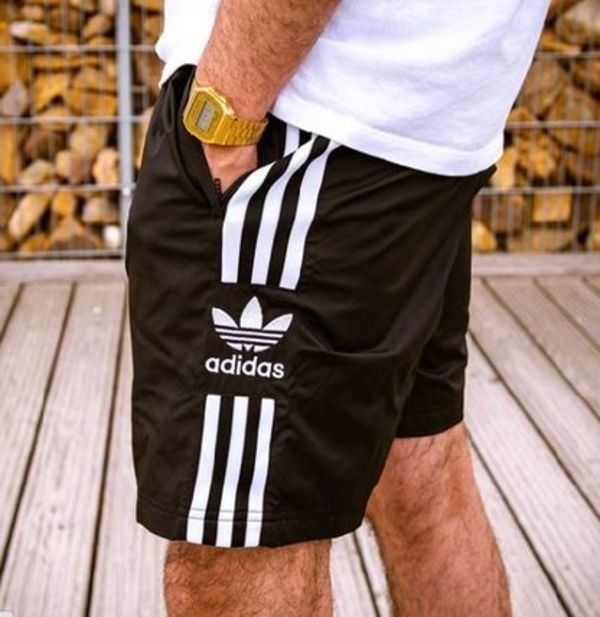 【adidas Originals】LOCK UP RIPSTOP SHORT ショーツ