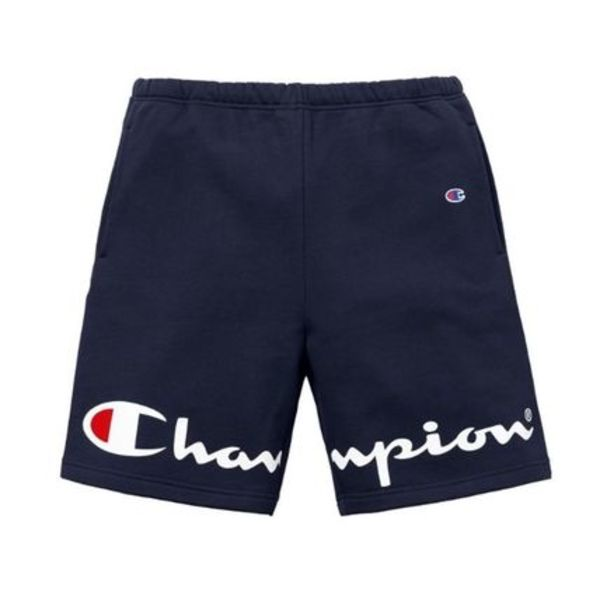 Supreme Champion Sweatshort Navy シュプリーム ショーツ