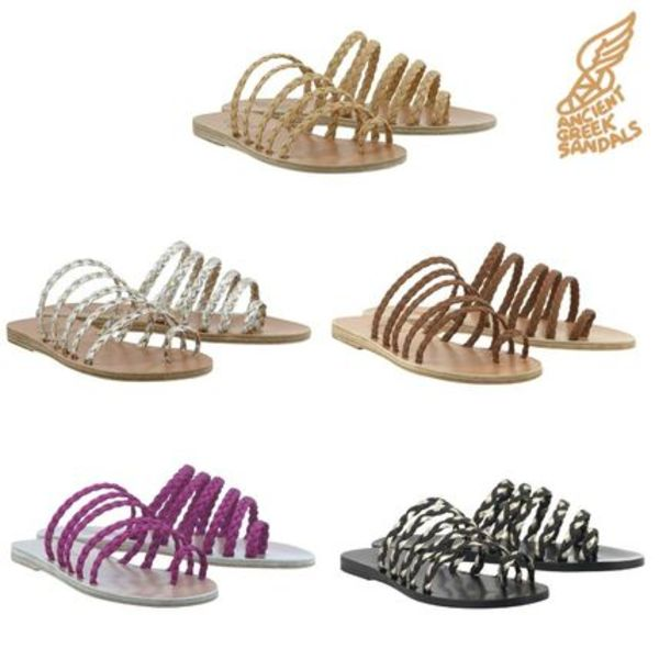 【ANCIENT GREEK SANDAL】Niki Braids