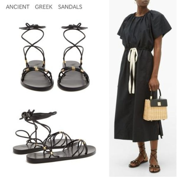 ANCIENT GREEK SANDALS ☆ Persida レザーサンダル