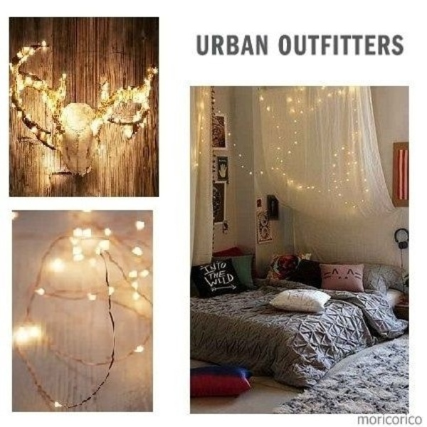 Urban Outfitters ★ファイヤーフライライト ロング