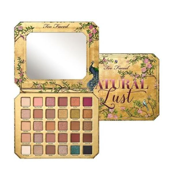 限定SALE【Too Faced】Natural Lust Palette 30色パレット!!!