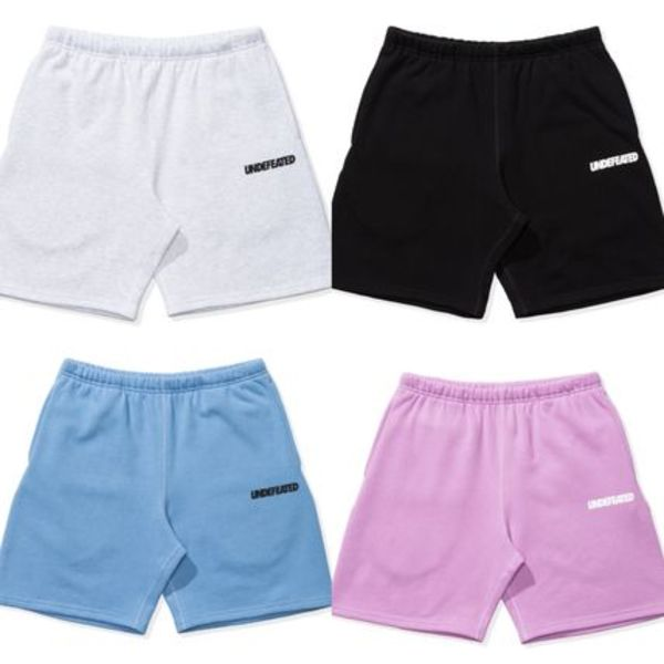 UNDEFEATED ICON SHORT ハーフパンツ