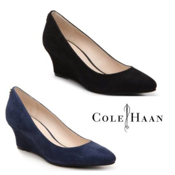 Sale★【Cole Haan】パンプス★Prieta Wedge Pump
