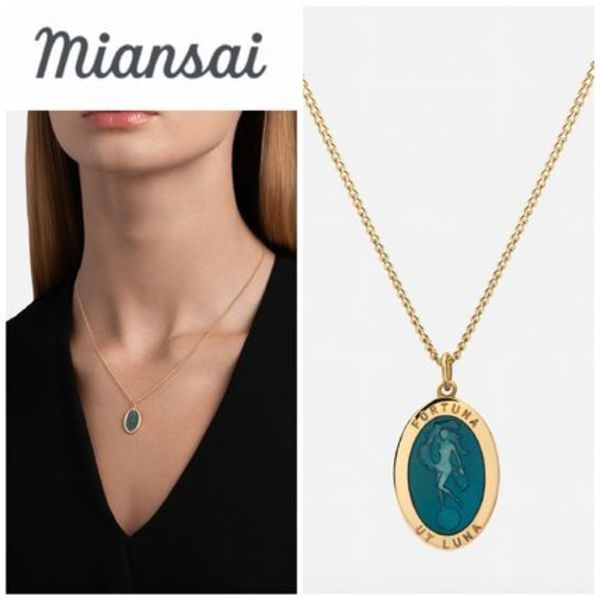 【miansai】★大人気★ Fortuna Necklace