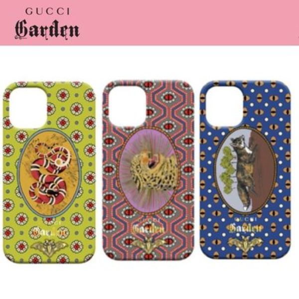 Gucci Garden☆グッチ ガーデン iphone 11pro XS XR ケース