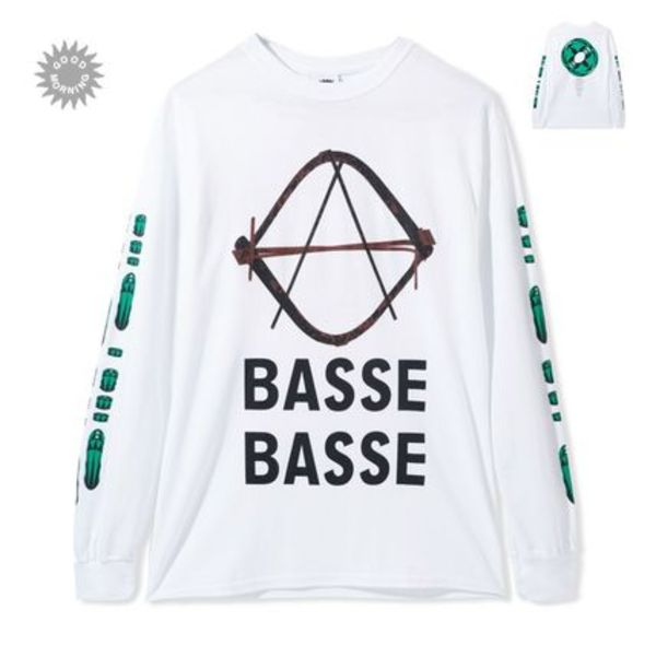 新入荷 ! Good Morning Tapes Basse Basse LS Tee