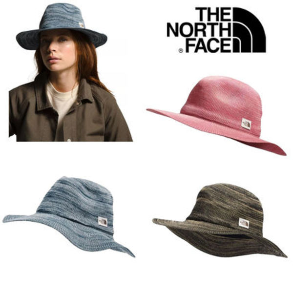 US発!THE NORTH FACE★畳めるパナマハット PACKABLE PANAMA HAT