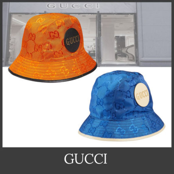 【GUCCI】Gucci Off The Grid フェドラハット バケットハット
