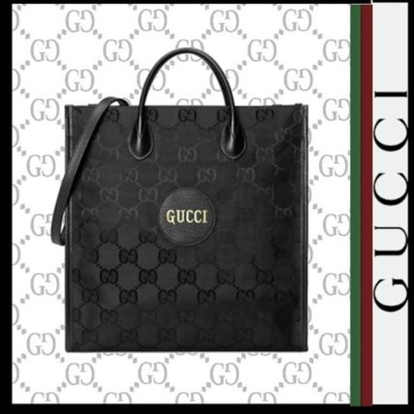 【GUCCI】Off the Grid GGプリントトートバッグ★2WAY★20FW新作