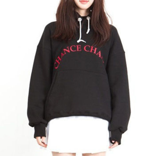☆CHANCECHANCE☆LOGO HOODY☆
