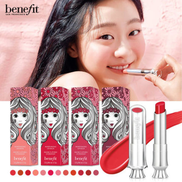 【BENEFIT】California Kissin Color Balm~全12色★《追跡送》