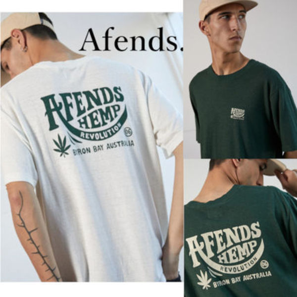 ☆★AFENDS★☆ Bugle Henp レトロ Tシャツ