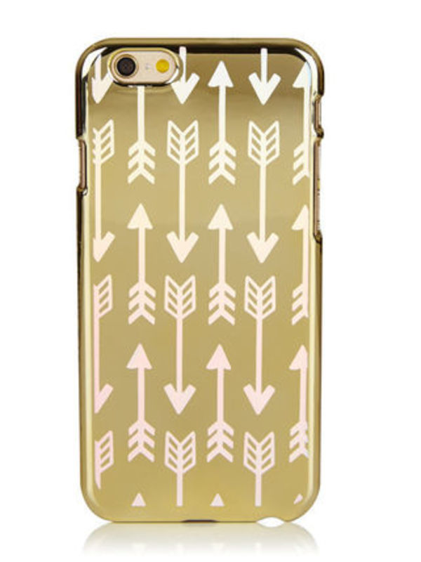【関税&送料込】SKINNYDIP☆ GOLD ARROW CASE