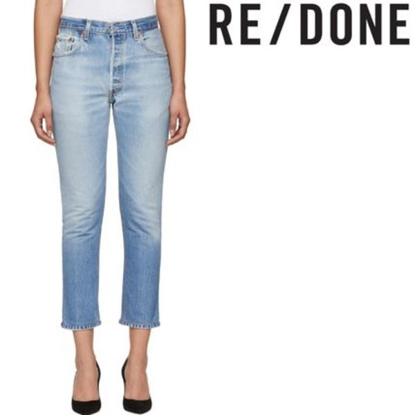 ★Re/Done★ Levi's Edition クロップ ジーンズ ★関税 送料込★