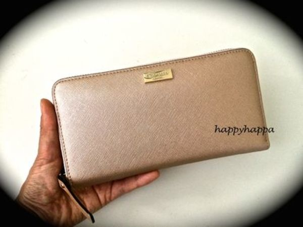 【kate spade】バイヤーも即買!!neda Newbury lane☆rose gold