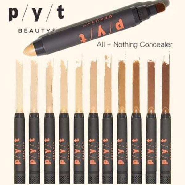【PYT Beauty】ブラシ内蔵コンシーラーAll + Nothing Concealer