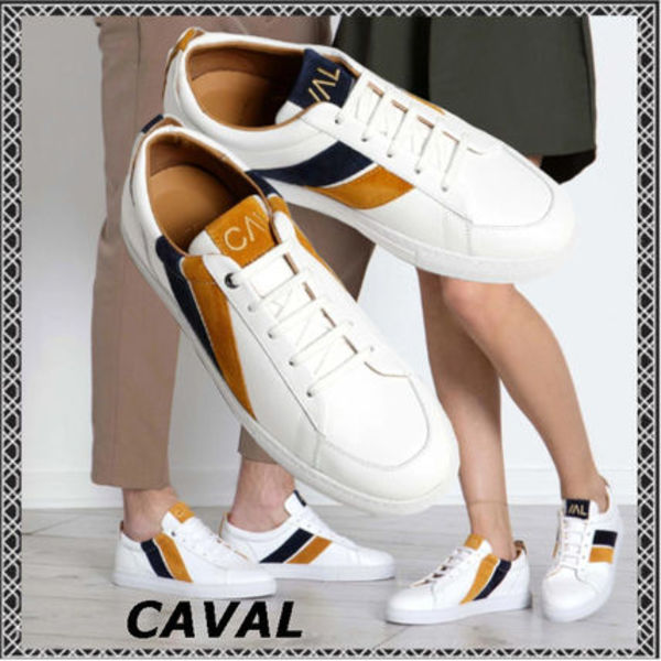 ★CAVAL (キャヴァル)★KORBEN & LEELOO TRAINERS Sunny night