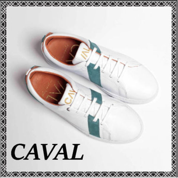 ★CAVAL (キャヴァル)★VINCENT & MIA TRAINERS Divine Lagoon