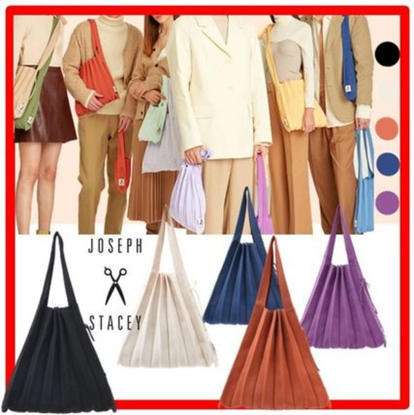 ☆韓国の人気☆JOSEPH&STACEY☆Lucky Pleats Knit L☆5色☆