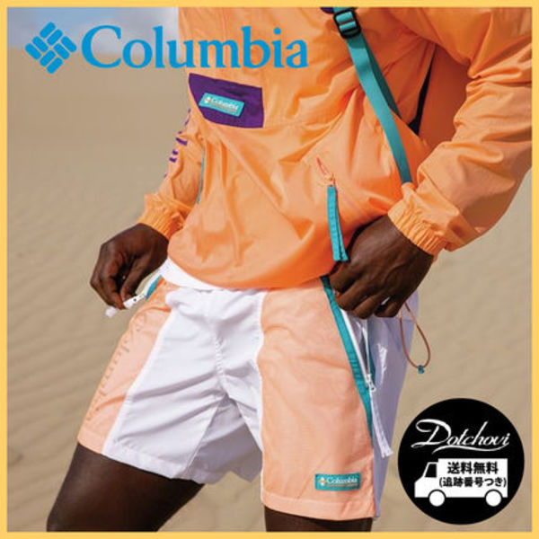 COLUMBIA Riptide Short KN113 追跡付