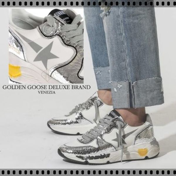即発★GOLDEN GOOSE★RUNNING SOLE SNEAKERS