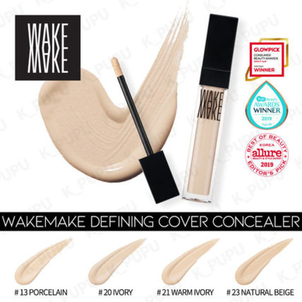 【WAKEMAKE】DEFINING COVER CONCEALER/コンシーラー[追跡可能]