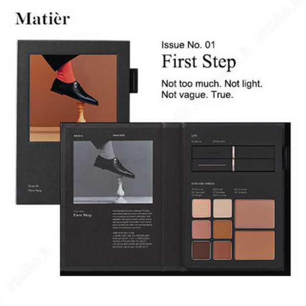 Matier★Issue No.01 First Step /メイクアップブック[追跡付]