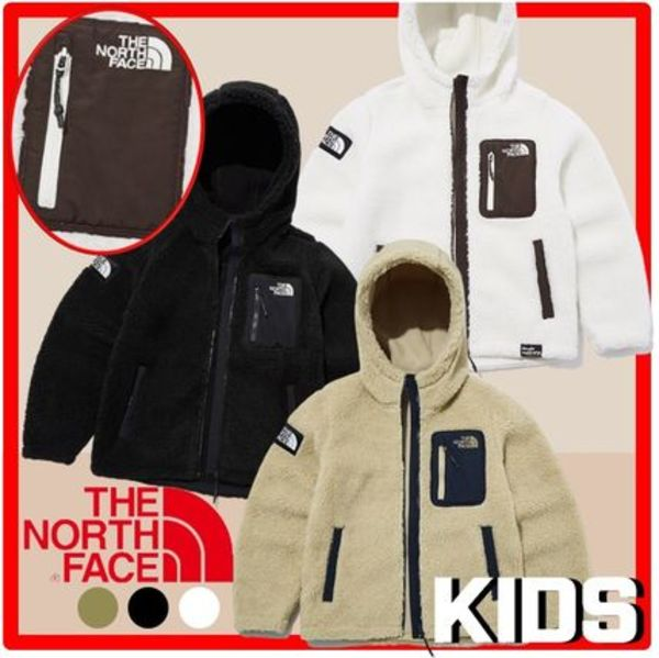 ☆☆新作☆THE NORTH FACE☆K'S METEOR EX FLEECE HOODIE☆☆