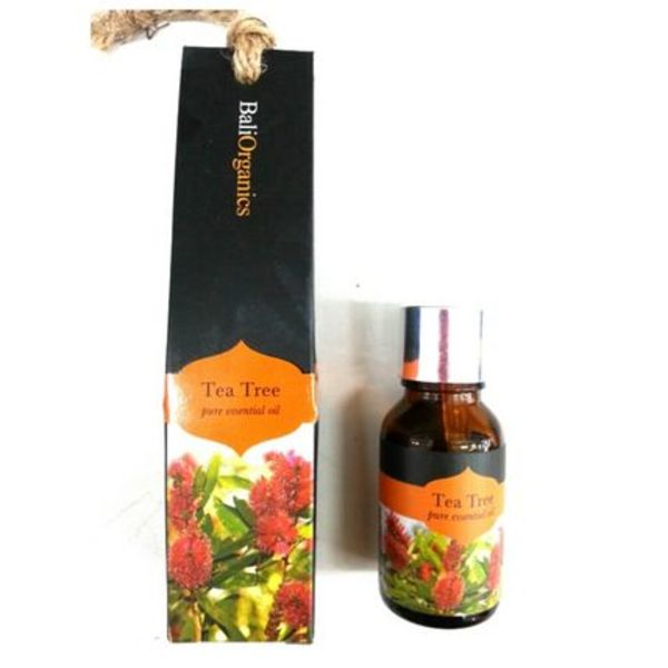 Bali Organics ~pure essential oil~ Tea Tree