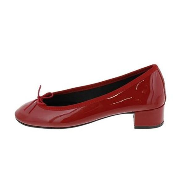 Repetto パンプス LOU DERBY V080VLUX レディース FLAMME 550