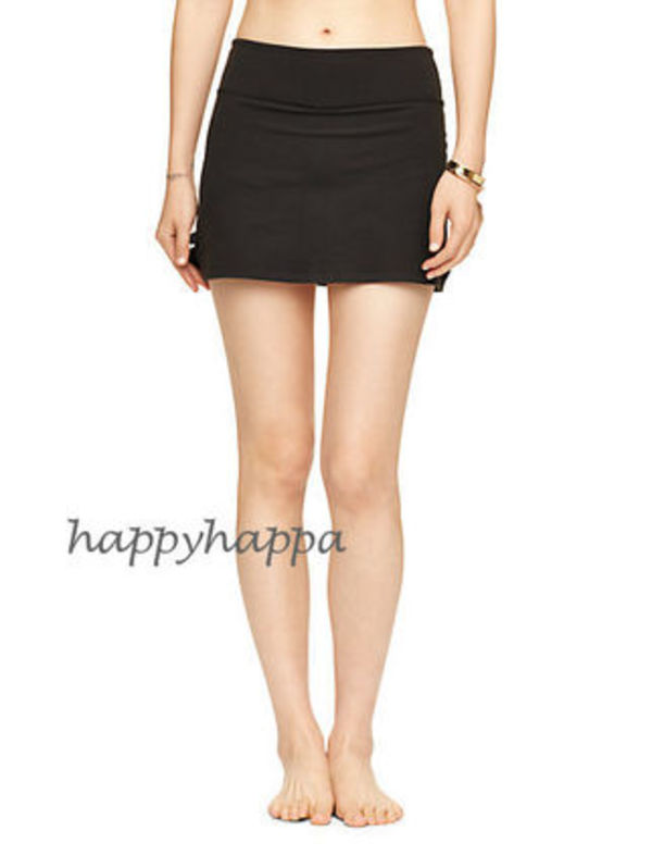【kate spade】リボンが可愛いside bow slit skirt☆black