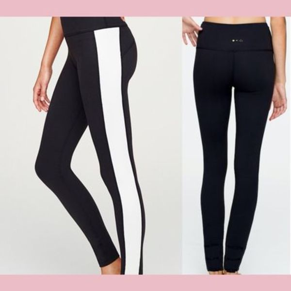【Kate Spade】ヨガウエアTuxedo High Waist Long Legging