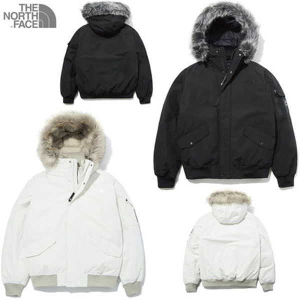 [THE NORTH FACE] MCMURDO CITY DOWN BOMBER ☆大人気☆