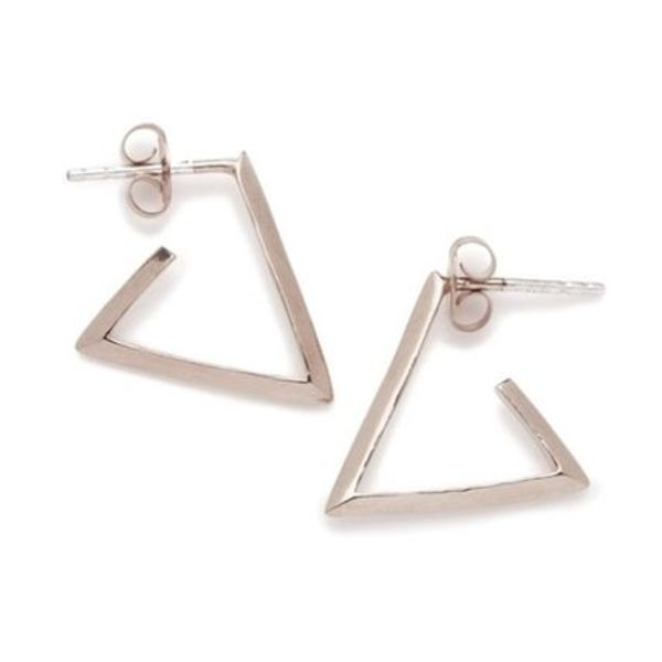 Bing Bang★Little Triangle Hoops★三角形 フープピアス